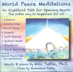 World Peace Meditations CD